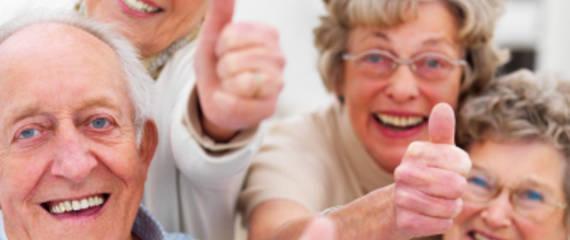 Seniorský pobyt